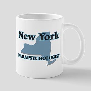 New York Parapsychologist Mugs