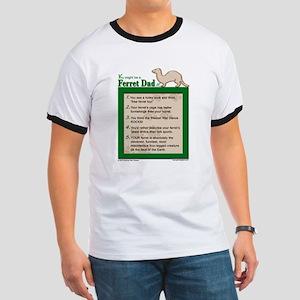 ferretdad_tshirt_back T-Shirt