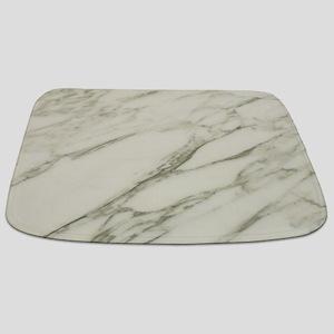 Carrara Marble Design Bathmat