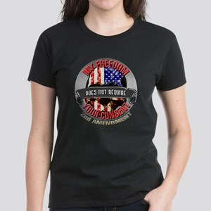 Freedom Requires No Consent T-Shirt