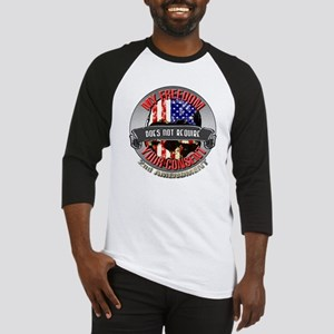 Freedom Requires No Consent Baseball Jersey