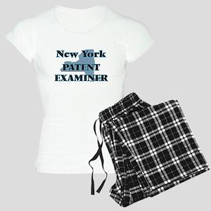 New York Patent Examiner Women's Light Pajamas