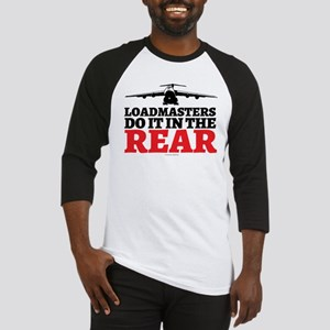 Loadmasters Do It in the Rear Baseball Jersey