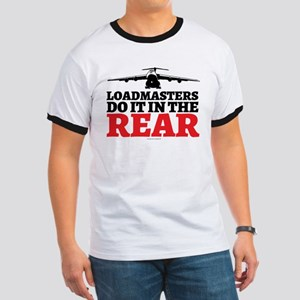 Loadmasters Do It in the Rear T-Shirt