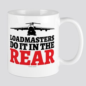 Loadmasters Do It in the Rear Mugs