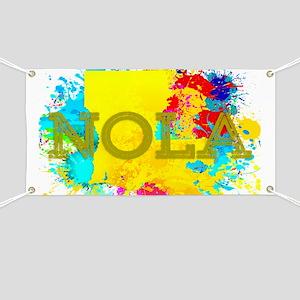 Good Vibes NOLA Splash Banner