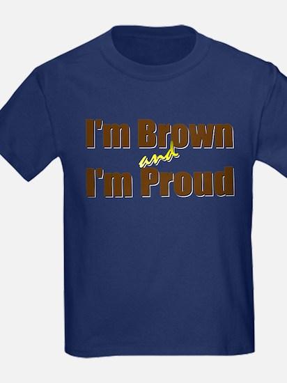 I'm Brown & I'm Proud T