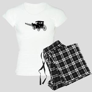 Horse and Buggy Pajamas