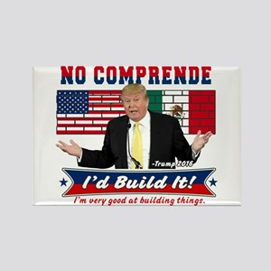 Trump 2016 Mexico US Wall Magnets