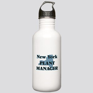 New York Plant Manager Stainless Water Bottle 1.0L