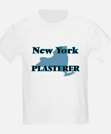 New York Plasterer T-Shirt