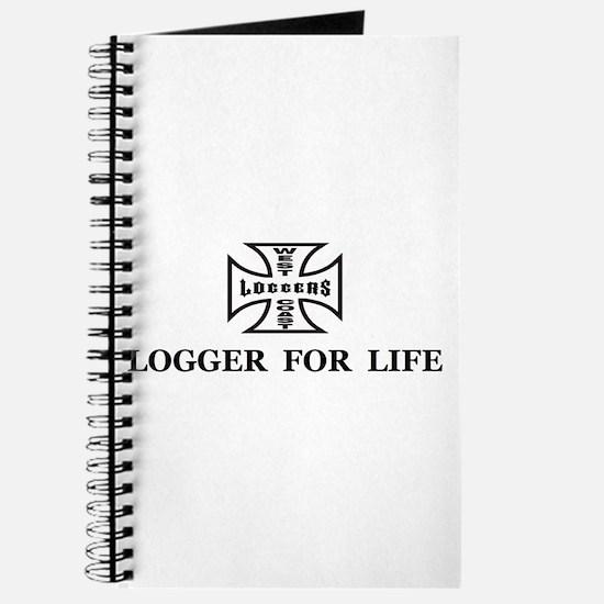 logger for life.psd Journal