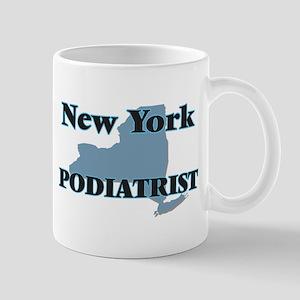 New York Podiatrist Mugs