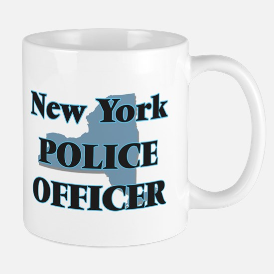 New York Police Officer Mugs