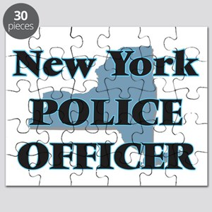 New York Police Officer Puzzle