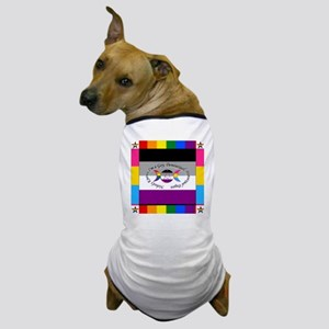 Nobody Knows I'm a Gay Demisexual Pans Dog T-Shirt