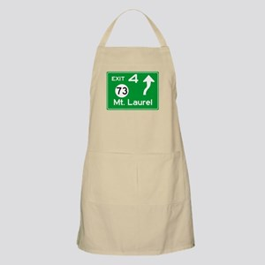NJTP Logo-free Exit 4 Mt. Laurel Light Apron
