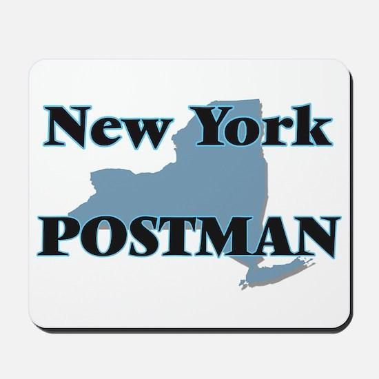 New York Postman Mousepad