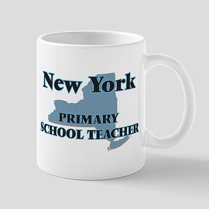 New York Primary School Teacher Mugs