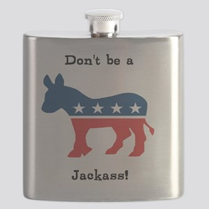 Don't be a jackass! Flask