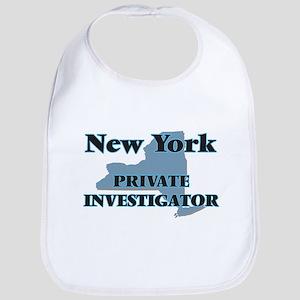 New York Private Investigator Bib