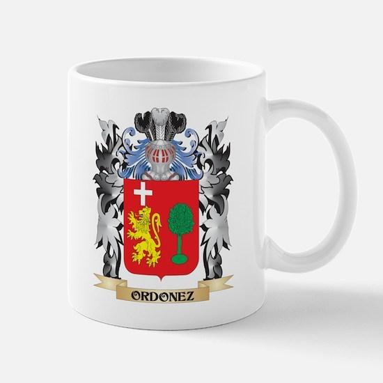 Ordonez Coat of Arms - Family Crest Mugs