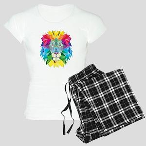 Rainbow Lion Women's Light Pajamas