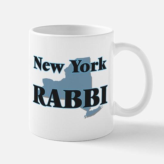 New York Rabbi Mugs