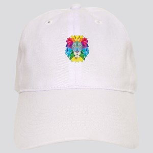 Rainbow Lion Cap