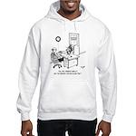 Inventor Cartoon 1932 Hooded Sweatshirt
