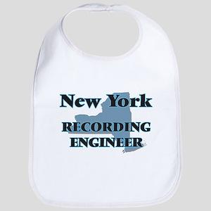 New York Recording Engineer Bib