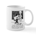 Math Class Cartoon 9478 Mug