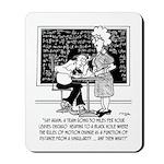 Math Class Cartoon 9478 Mousepad