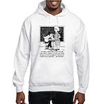 Math Class Cartoon 9478 Hooded Sweatshirt