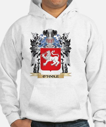 O'Toole Coat of Arms - Family Cr Hoodie