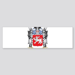 O'Toole Coat of Arms - Family Crest Bumper Sticker