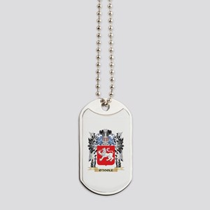 O'Toole Coat of Arms - Family Crest Dog Tags