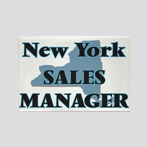 New York Sales Manager Magnets