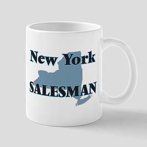New York Salesman Mugs