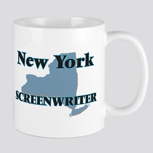 New York Screenwriter Mugs