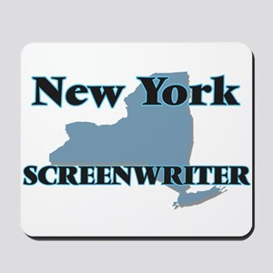 New York Screenwriter Mousepad