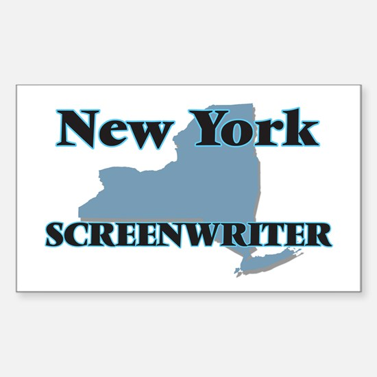 New York Screenwriter Decal