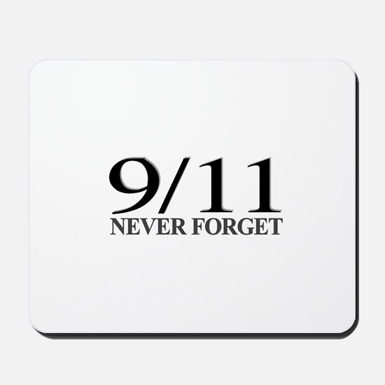 9/11 Never Forget Mousepad