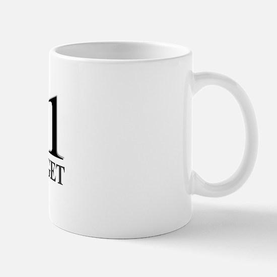 9/11 Never Forget Mug