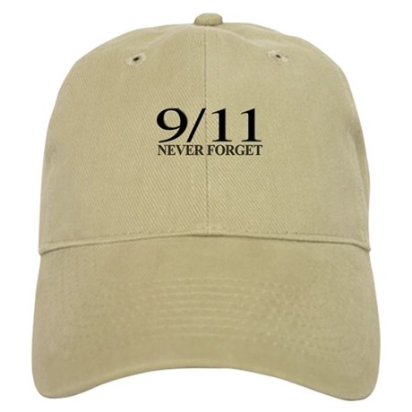 9/11 Never Forget Cap