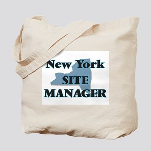 New York Site Manager Tote Bag