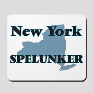 New York Spelunker Mousepad
