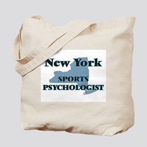 New York Sports Psychologist Tote Bag