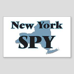 New York Spy Sticker