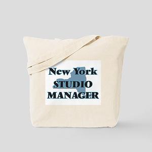 New York Studio Manager Tote Bag